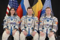 International Space Station Expedition 20 Official Crew Photograph #5